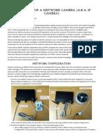 IP Camera Setup