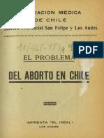 El Problema Del Aborto en Chile