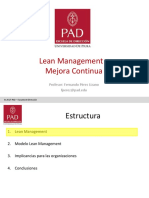 Lean_Management y Mejora Continua