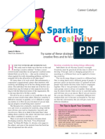 Cep Sparking Creativity