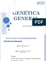 14 Semana - Genética General - Probabilidades Ejercicio 2