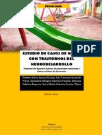 Estudio de Casos de Niños Con Trastorno Del Neurodesarrollo Trastorno Del Espectro de Autista, Discapacidad Intelectual y Retraso Global Del Desarrollo