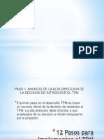 12 pasos TPMpptx
