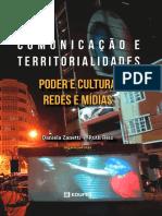 Comunicação e Territorialidades