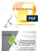 RFP Overview