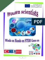 women scientists e-book