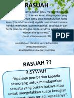 RASUAH