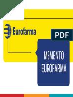 memento2016 - eurofarma