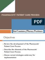 Patient Care Process Template Presentation-Final