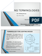 1. Terminologies Lighting (1)