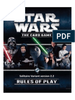 Star Wars LCG Summary Solo Rules v2.2