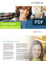 iVend Retail for SAP Business One