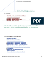 Writing Chapter 4_ Data Analysis (Quantitative)