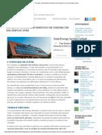 One Way, Il Fotovoltaico Domestico Che Funziona Con Una Semplice Spina