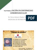 Med. Física y Rehabilitación - Enfermedad Cerebrovascular