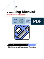 Ecdl v4 Mod5 Office-2000 Manual