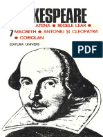 SHAKESPEARE, William - Opere Complete (Vol.7)