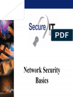 Network Security Basics3932