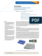 Bus Doctor Sd Sdio Protocol Analyzer Data Sheet En