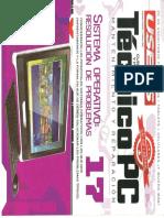 Tecnico PC 17 Sistema Operativo