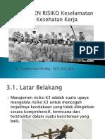 Manajemen Risk Minggu 3