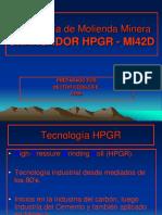Presentacion 3 Chancador HPGR