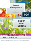 Stress Management Workshop
