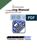Ecdl v4 Mod7 Office-2000 Manual