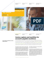 SAP Ariba Invoice Management