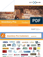 Warehouse management for SAP Business One (Inventory Pro) - Product Presentation