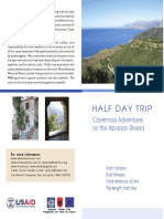 Cavernous Adventures on the Albanian Riviera-Half Day Trip