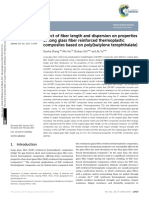 2017_Effect of Fiber Length and Dispersion on Properties of Long GF Reinforced TPC Based on PBT