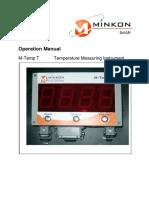 Minion manual