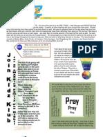 Newsletter Fall 10