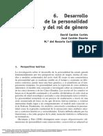 Desarrollo Socioafectivo y de La Personalidad ---- (Pg 150--185)