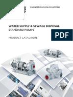 81E Water Supply Sewage Disposal