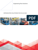 Integrated Solutions Oil & Gas
