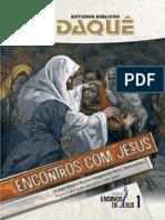 Encontros Com Jesus_ a Experien - Publicacoes, Didaque
