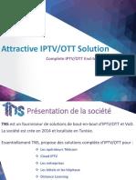 Tns Présentation Iptv-ott v4 Fr