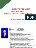 ETHICHAL ISUE in Trauma Emergency