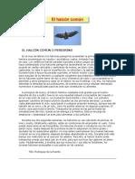 El halcón común.docx