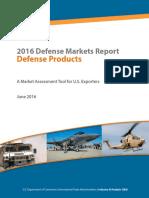 Defense Top Markets Report