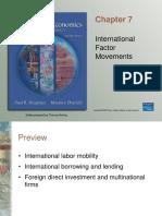 ch07 International Factor Movements