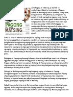 Sina Pagong at.docx