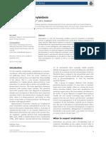 Amiloidosis - Dx