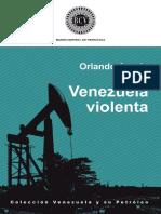 Venezuela Violenta Orlando Araujo LR-000