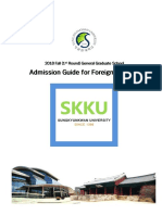 (en)2018 Fall 1st General Graduate School Application Guide for International Students