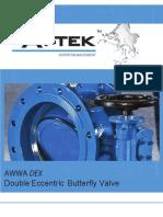 Av-Tek DEX Double Eccentric
