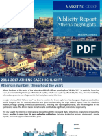 Athens Publicity Highlights 2014-2017