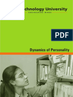 Dynamics of Personality